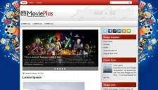 MoviePlus Blogger Template