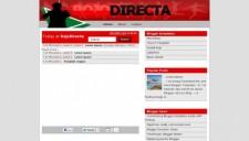 RojoDirecta Blogger Template
