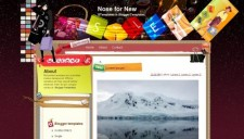Nose for New Blogger Template