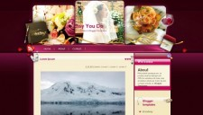 Say You Do Blogger Template