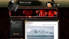 Where to Learn Blogger Template