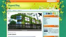 OrganicBlog Blogger Template