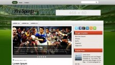 ProSports Blogger Template
