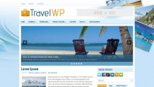 TravelWP Blogger Template