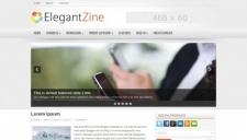 ElegantZine Blogger Template