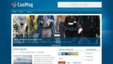 CoolMag Blogger Template