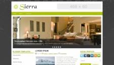 Sierra Blogger Template