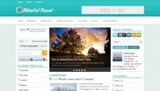 BlissfulTravel Blogger Template