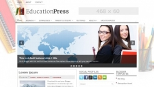 EducationPress Blogger Template
