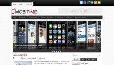 MobiTime Blogger Template