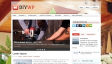 DIYWP Blogger Template