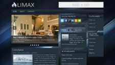 Limax Blogger Template