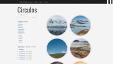 Circulos Blogger Template