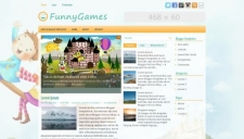 FunnyGames Blogger Template
