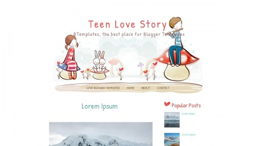 Teen Blog Home Features 85