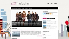 TheFashion Blogger Template
