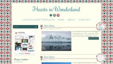 Hearts in Wonderland