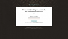 Holding Pattern Blogger Template