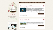 Lovebirds Blogger Template