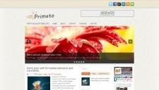 Primato Blogger Template