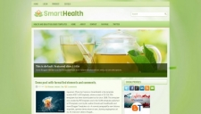 SmartHealth Blogger Template