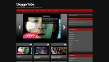 BloggerTube Blogger Template