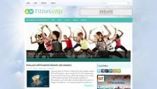 FitnessWp Blogger Template