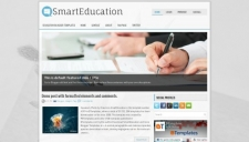 SmartEducation Blogger Template