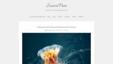 SuevaFree Blogger Template