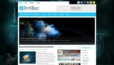 TechBuzz Blogger Template