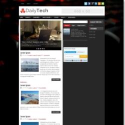 DailyTech Blogger Template