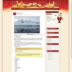 Free engage Blogger Template