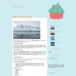 Guik Cup Cake Blogger Template