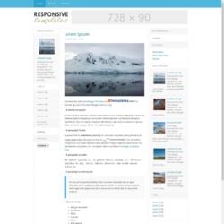 ResponsiveT Blogger Template
