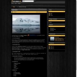 SD Blogger Template