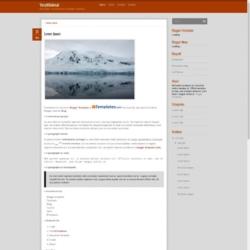 VeryMinimal Blogger Template