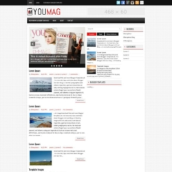 YouMag Blogger Template