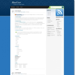 BlueUzor Blogger Template