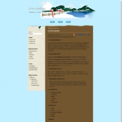 Check Mailbox Blogger Template