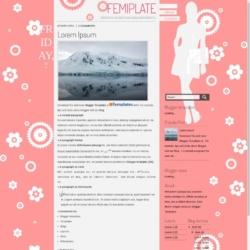 Femiplate Blogger Template