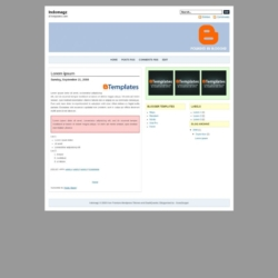 Indomagz Blogger Template