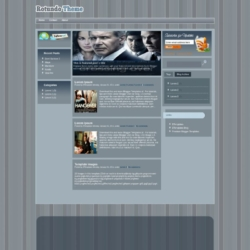 Rotundo Blogger Template
