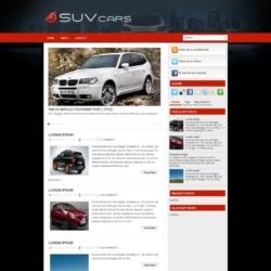 SuvCars Blogger Template