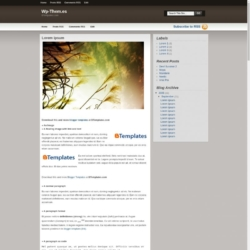 WP-Them.es Blogger Template